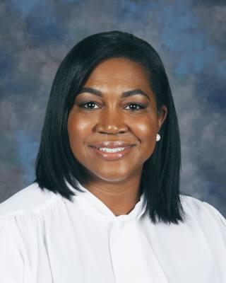 Headshot photo of assistant principal Mekeisha Brown